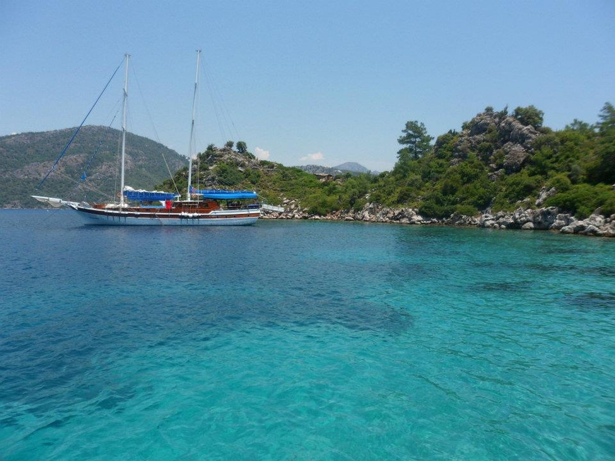 AGEAN ISLANDS BOAT TRIP